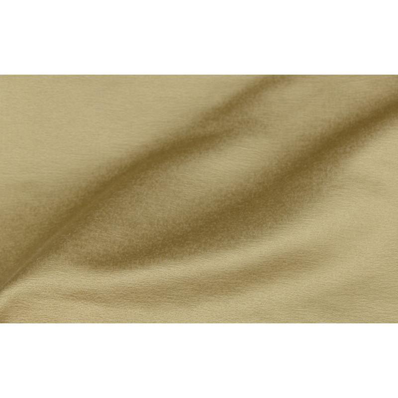 Сатен фактурный арт. SL17637DZ-22 светло-золотой