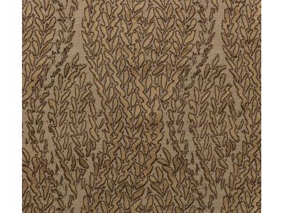 """Портьерная ткань """"Тоскана"""" абстракция арт. SL181115-03 бежево-коричневый"""