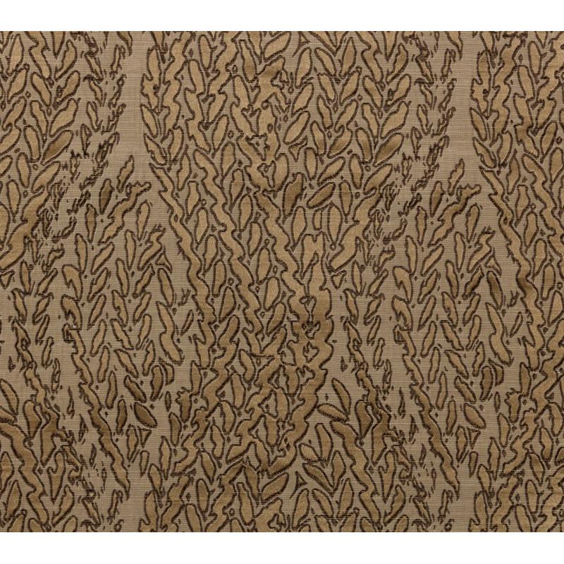 """Ткань """"Тоскана"""" абстракция арт. SL181115-03 бежево-коричневый"""