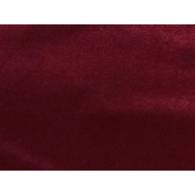 Бархат «Императорский» однотонный арт. 12 390-13 бордовый