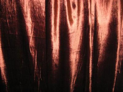 Бархат однотонный арт. 2013-6 коричневый