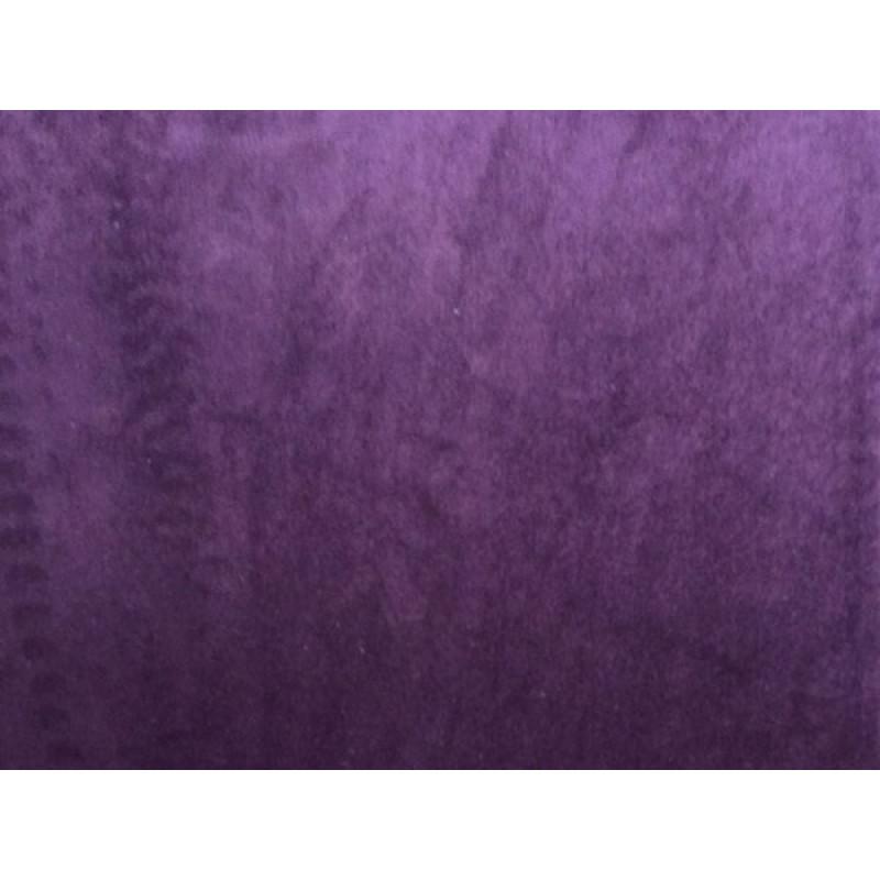 Бархат «Императорский» однотонный арт. 12 390-28 фиолетовый