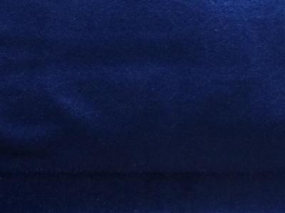 Бархат «Императорский» однотонный арт. 12 390-34 синий