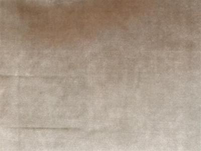 Бархат «Императорский» однотонный арт. 12 390-6 бежевый