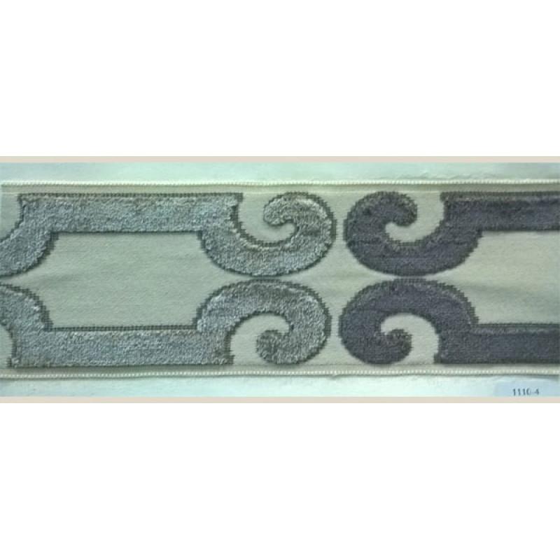 Бордюр для штор арт. 1110-4