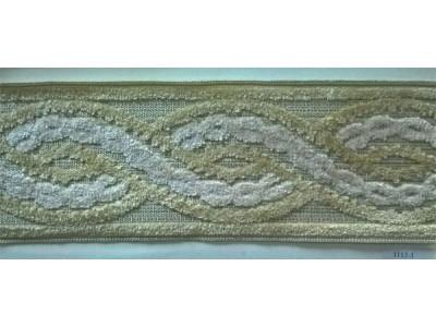 Бордюр для штор арт. 1113-1 бежевый