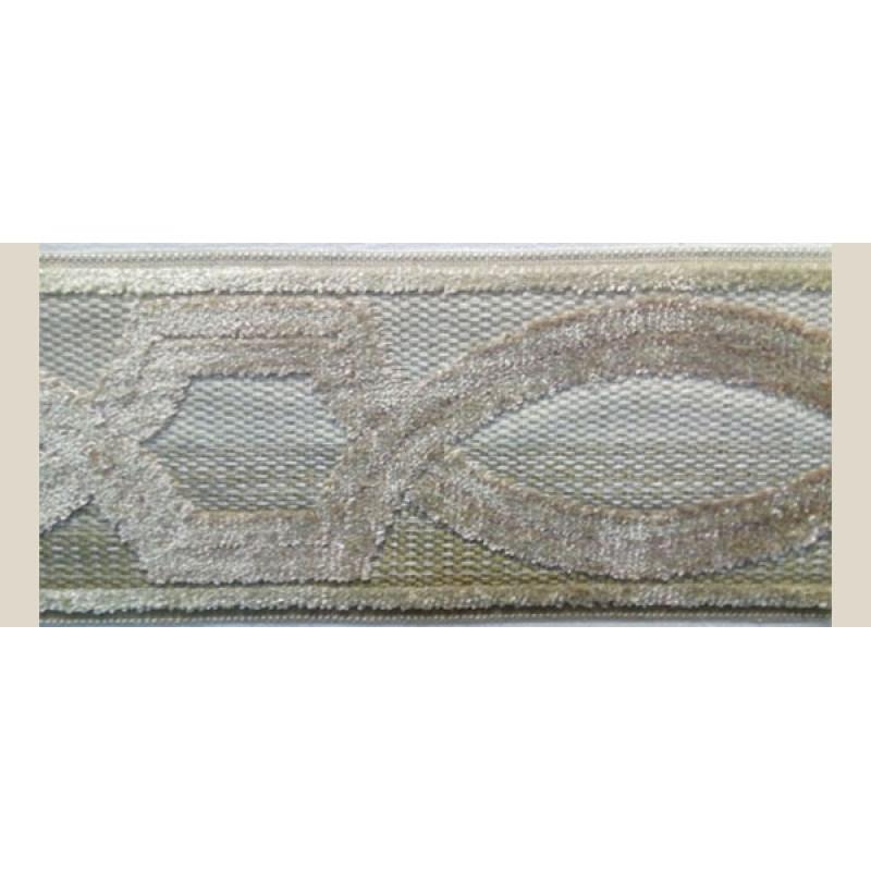 Бордюр для штор арт. 1112-1 бежевый