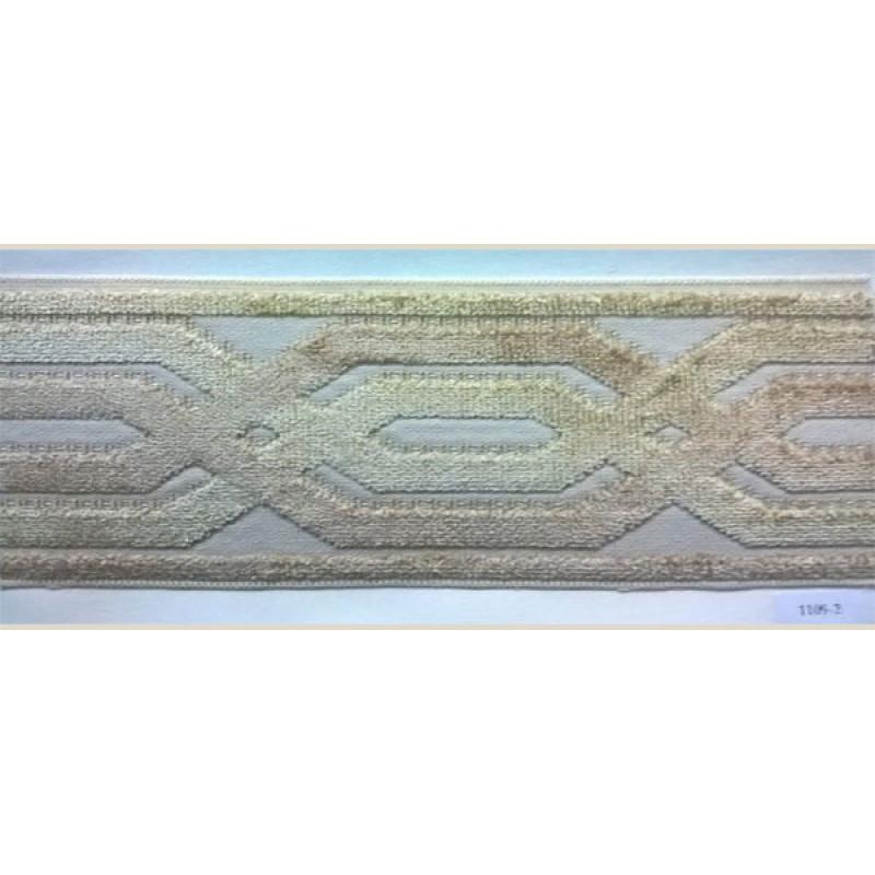 Бордюр для штор арт. 1109-2