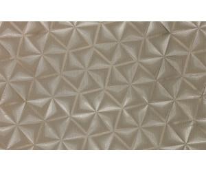 """Ткань портьерная """"Коражио"""" 3D треугольник арт. SL 181024-2 бежевый"""