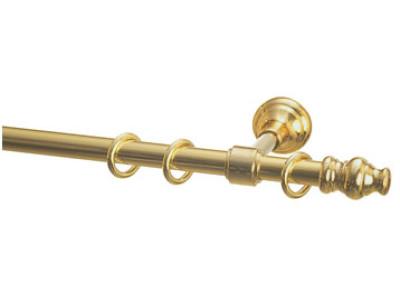 Карниз пластиковый D20 золото
