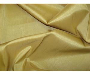 Искусственный шёлк однотонный арт. А-9 золотой