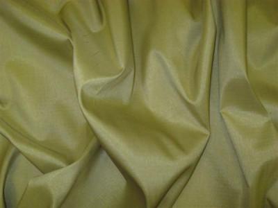 Искусственный шёлк однотонный арт. А-12 салатовый