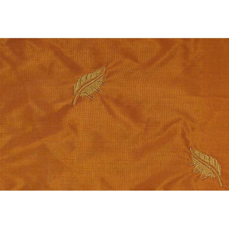 Натуральный шёлк с вышивкой арт. JY 1228-9