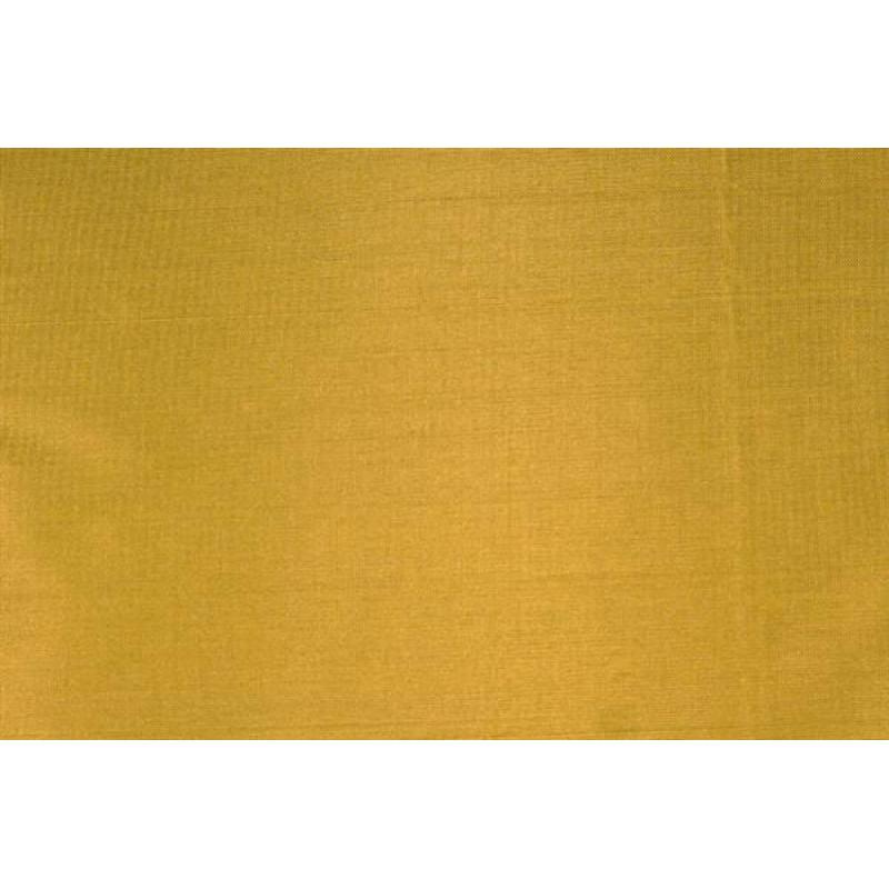 Натуральный шёлк однотонный арт. JS 320-5 золотой