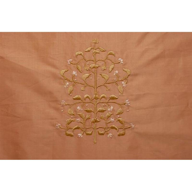 Натуральный шёлк с вышивкой арт. JY 1231-8
