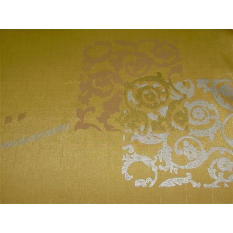 Искусственный шёлк печатным рисунком арт. FG-G 014-028