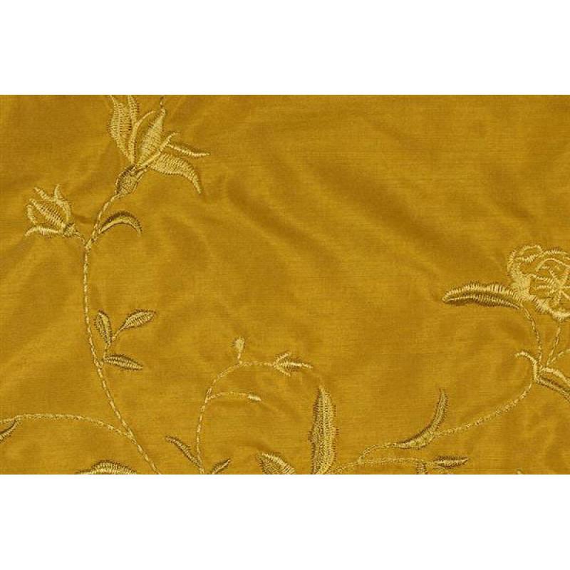 Натуральный шёлк с вышивкой арт. JS 212-5