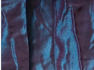 Тафта крупная жатка арт. CH 030 A-39 синий