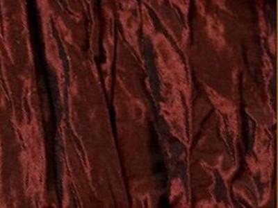 Тафта крупная жатка арт. CH 030 A-1 бордовый