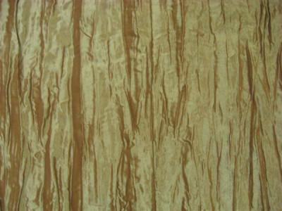 Тафта крупная жатка арт. CH 030 A-37 темно-золотой