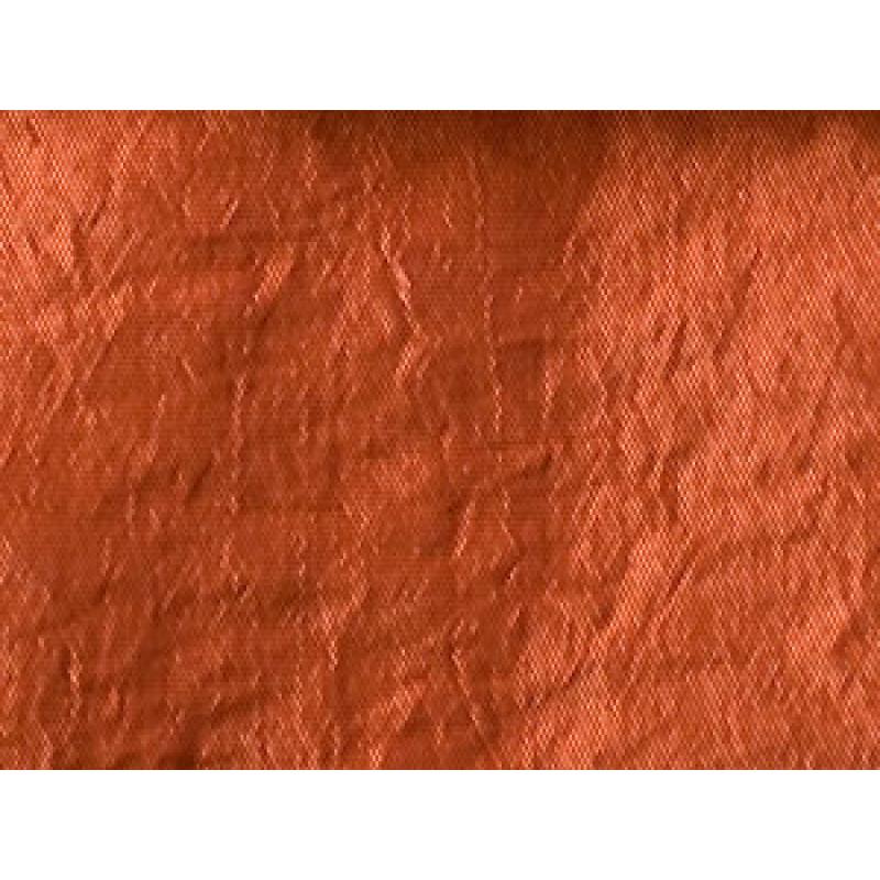 Тафта однотонная арт. VL 1001B-20 рыжий