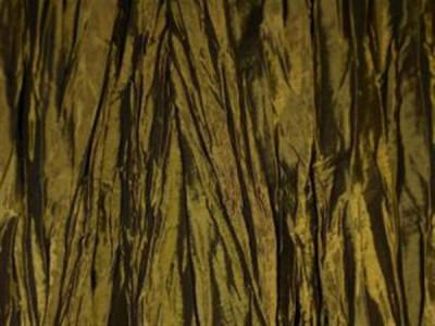 Тафта крупная жатка арт. CH 030 A-26 бронзовый