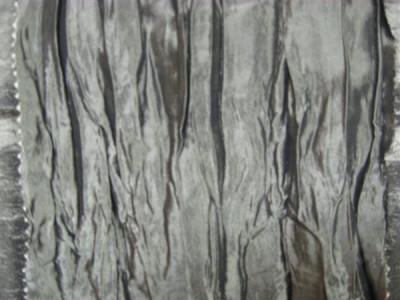 Тафта крупная жатка арт. CH 030 A-6 серый