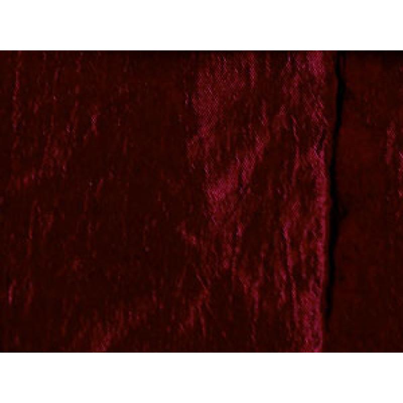 Тафта однотонная арт. VL 1001B-1 бордовый