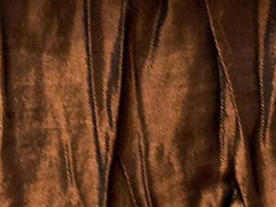 Тафта крупная жатка арт. CH 030 A-28 коричневый