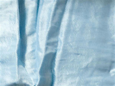 Тафта крупная жатка арт. CH 030 A-10A голубой