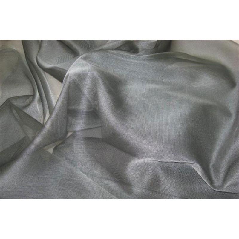Тюль сетка лазерная без утяжелителя арт. НХ002143-12