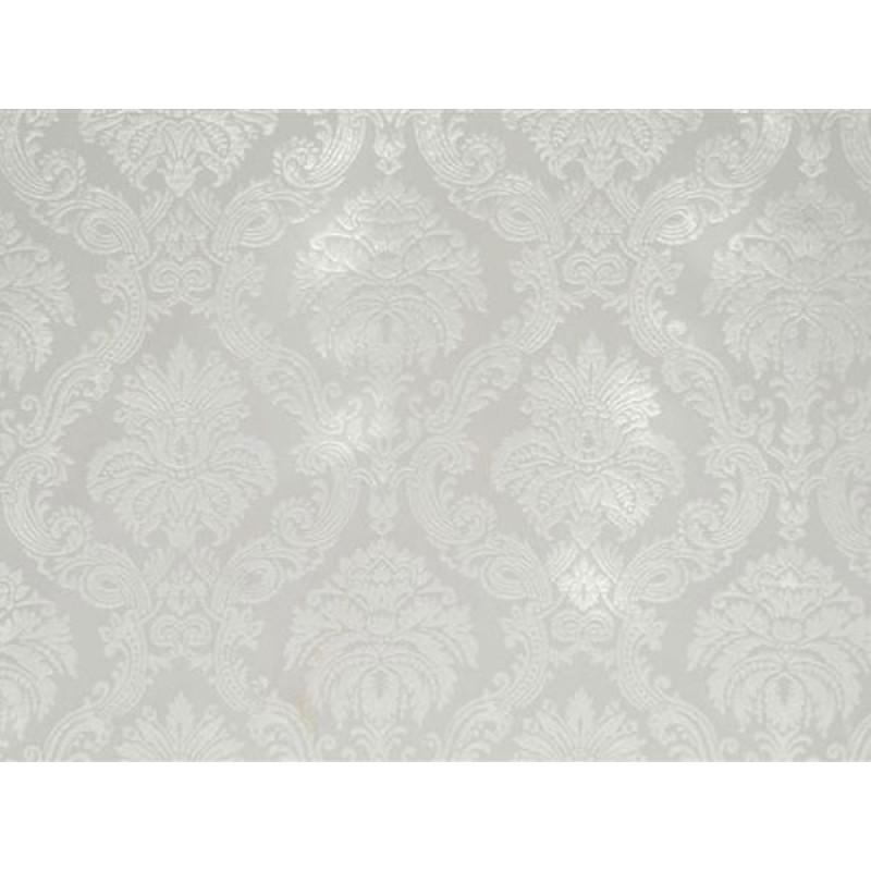 Вуаль с бархатной печатью арт. 1156-1 молочный