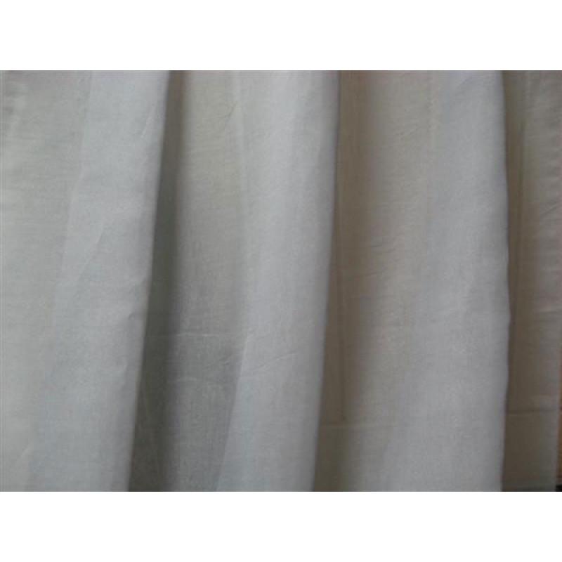 Тюль «Тонкий лён» арт. НХ001026-8 серый