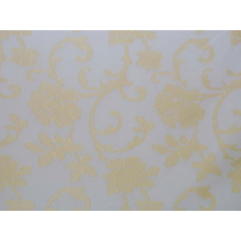 Тюль батист «Роза Бель» без утяжелителя арт. M 0092-2