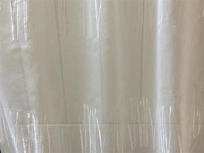 Тюль «Тонкий лён» арт. DS00214-2 бежевый