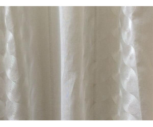 Тюль «Тонкий лён» арт. DS00216-1 молочный