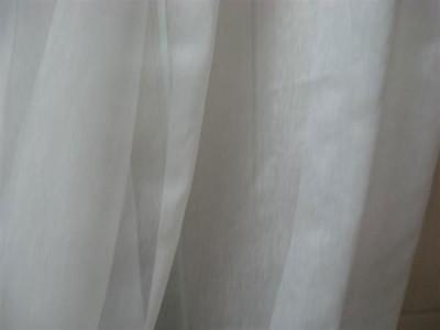 Тюль «Тонкий лён» арт. НХ001026-1 молочный