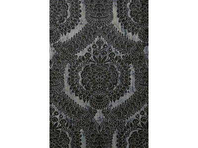 Велюр с термопечатью арт. CP 7816 P-13 серый