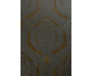 Велюр с термопечатью арт. CP 7816 P-26 золотой